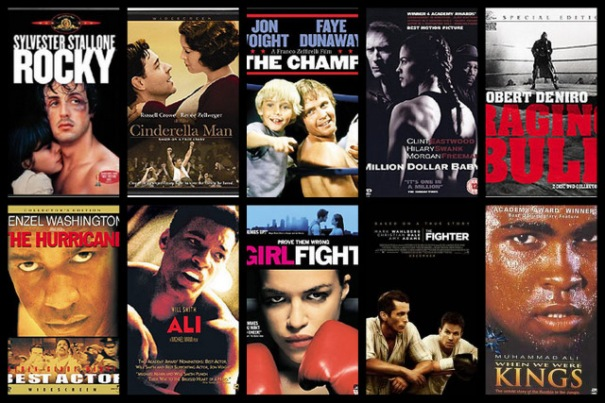 filmes de boxe