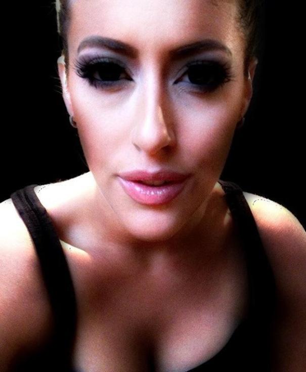 Carly Paige Kim Kardashian