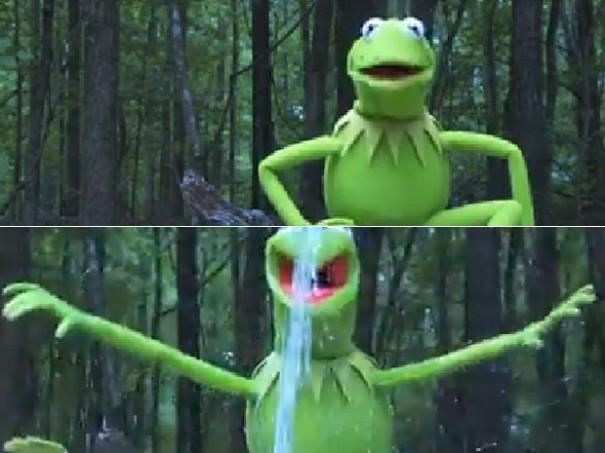 kermit-muppets-balde-gelo
