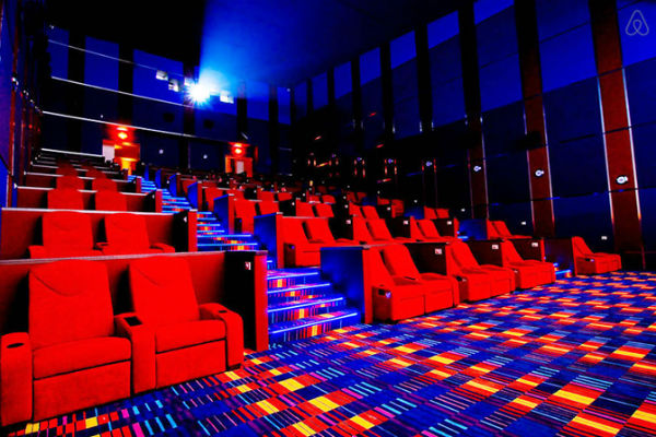 Newport Ultra Cinema